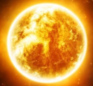 Чистка энергиями Солнца