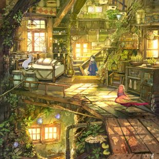 Treehouse by 六七質