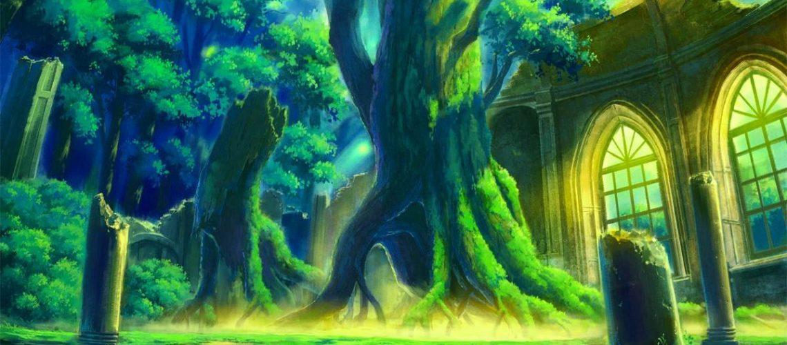 волшебный лес. закоулки снов и путешествие в другие миры фото картинка http://hramputi.ru